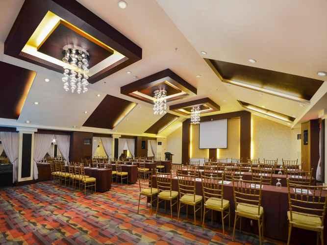 FUNCTIONAL_HALL Hotel La Corona Manila