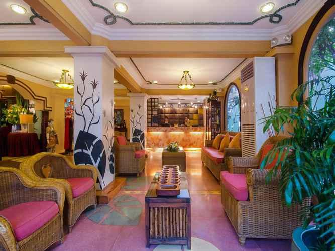 LOBBY Hotel La Corona Manila