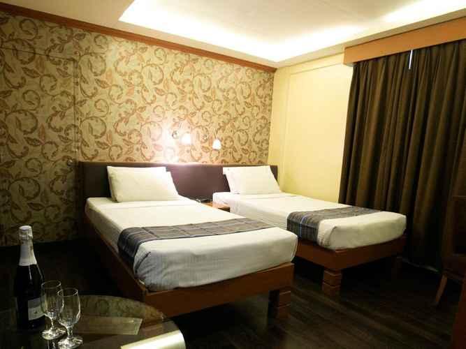 BEDROOM Hotel La Corona Manila