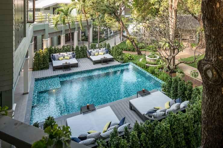 SWIMMING_POOL The Raweekanlaya Bangkok Wellness Cuisine Resort