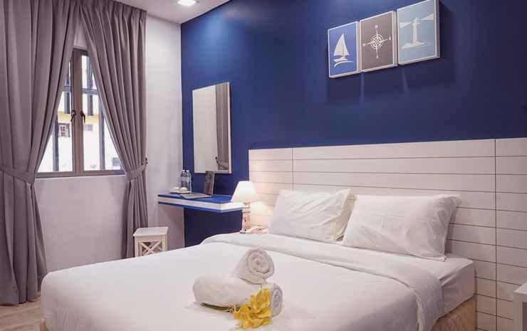 Lighthouse Hotel & Shortstay Uptown Damansara Kuala Lumpur - Kamar Deluks, pemandangan kota