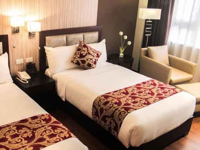 BEDROOM Brentwood Suites