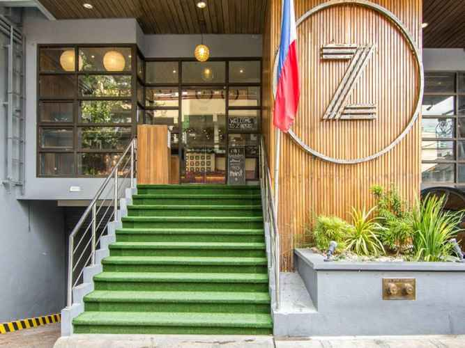 EXTERIOR_BUILDING Z Hostel