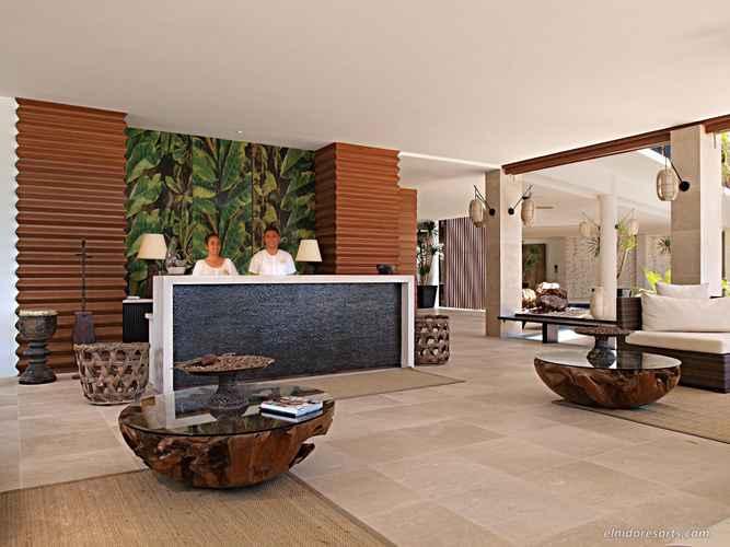 LOBBY El Nido Resorts Pangulasian Island Resort