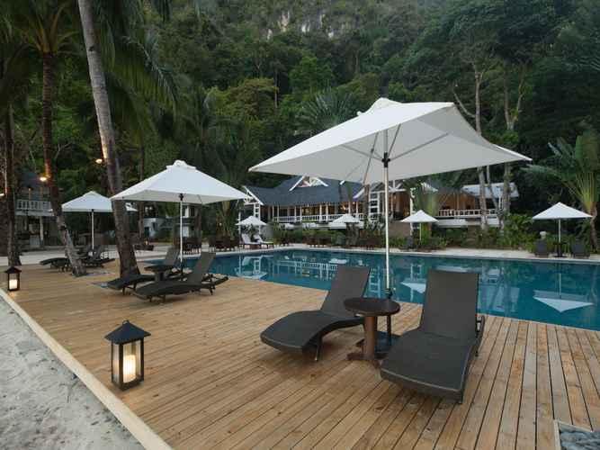 SWIMMING_POOL El Nido Resorts Lagen Island Resort