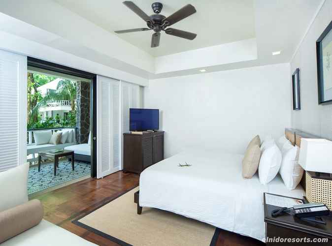 BEDROOM El Nido Resorts Lagen Island Resort