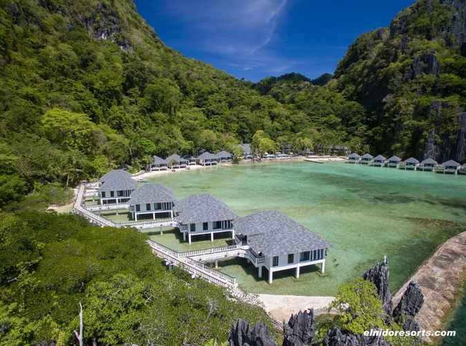 EXTERIOR_BUILDING El Nido Resorts Lagen Island Resort