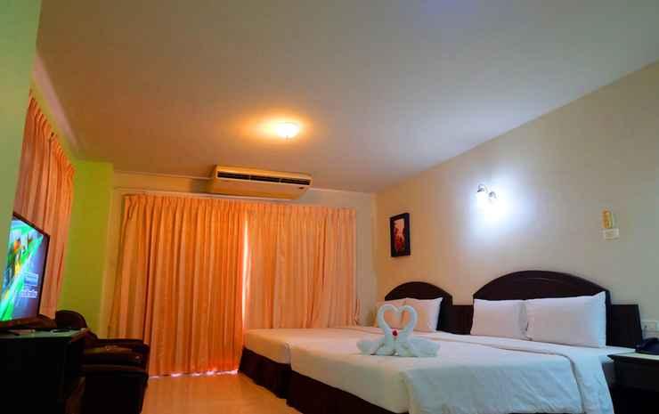 J.A. Villa Pattaya Chonburi - Family Room with breakfast