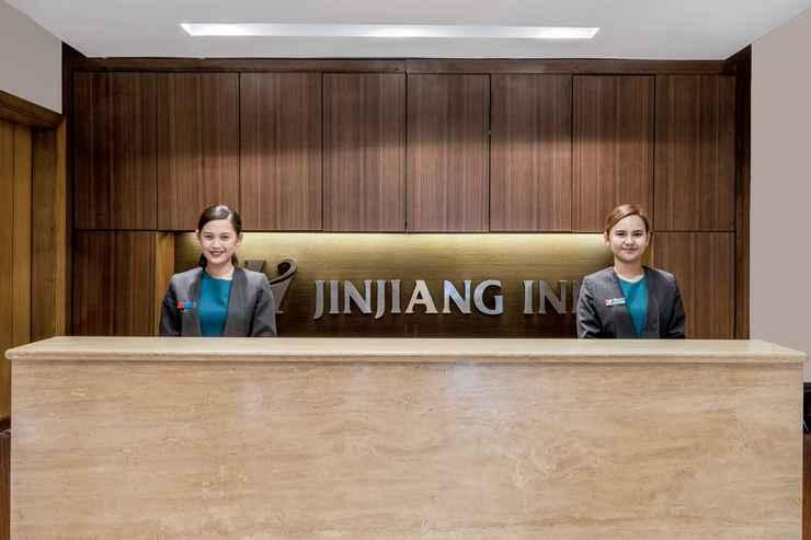 LOBBY Jinjiang Inn Ortigas