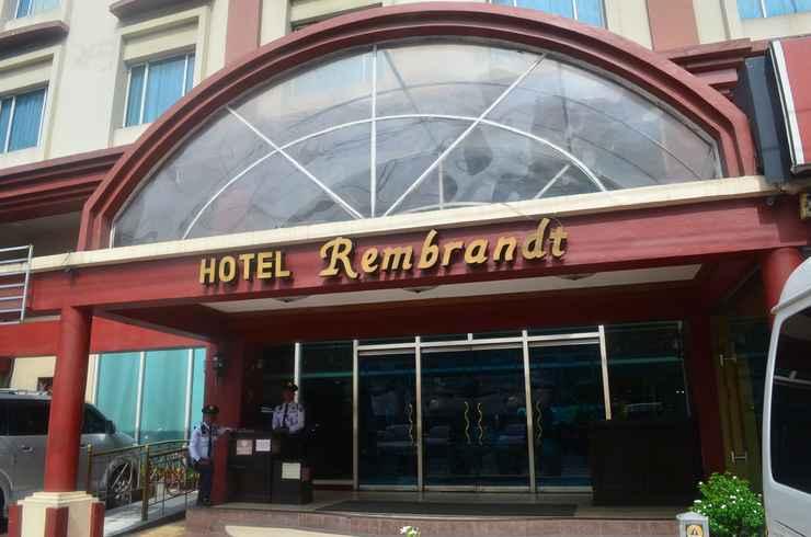 EXTERIOR_BUILDING Hotel Rembrandt
