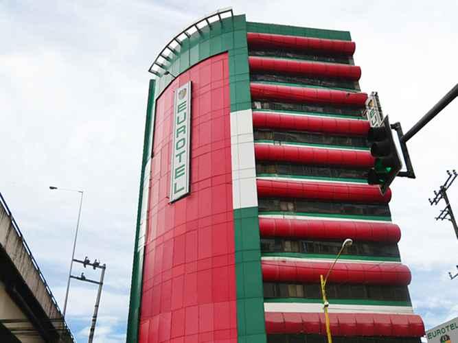 EXTERIOR_BUILDING Eurotel Makati