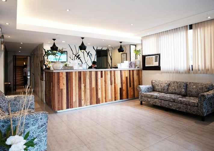 LOBBY Fersal Hotel P. Tuazon