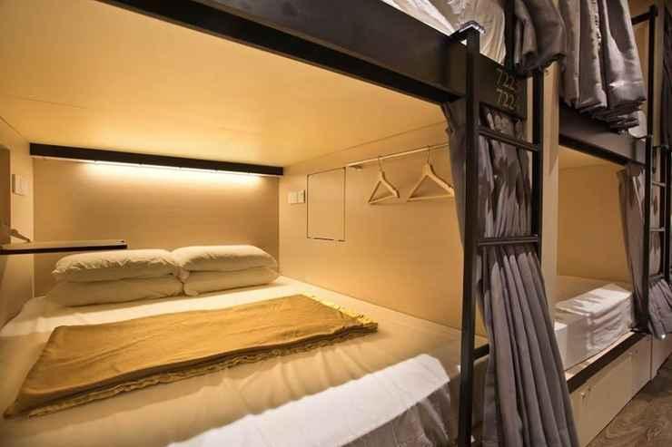 BEDROOM 7 Wonders Capsule Hostel @ Jalan Besar