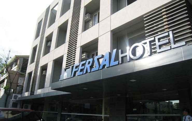 EXTERIOR_BUILDING Fersal Hotel Kalayaan