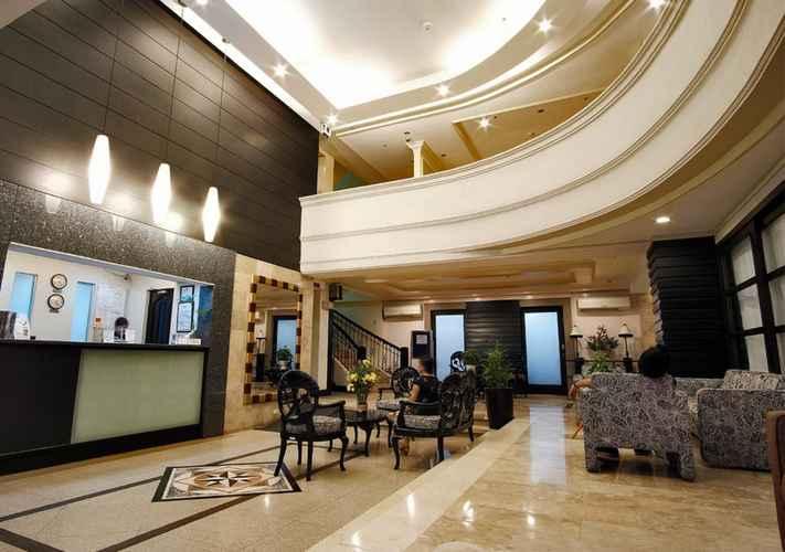 LOBBY Fersal Hotel Malakas