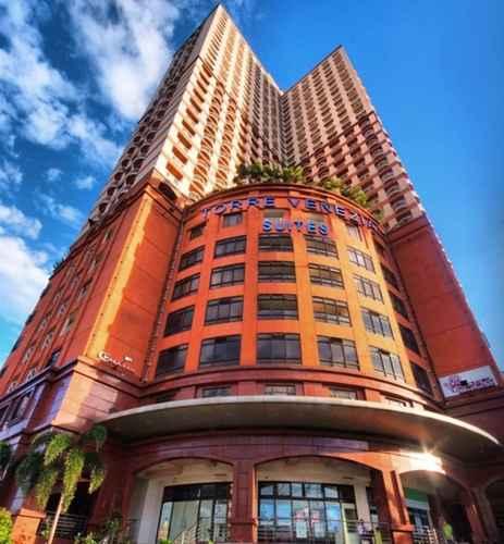 EXTERIOR_BUILDING Torre Venezia Suites