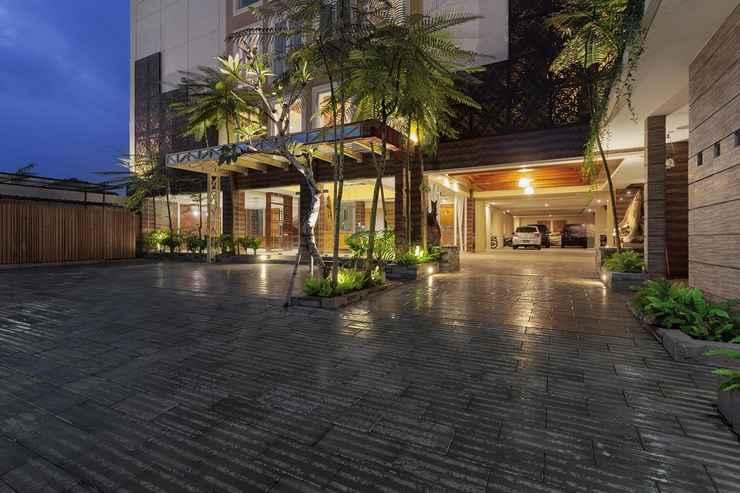 EXTERIOR_BUILDING Hotel Adilla Syariah Ambarukmo