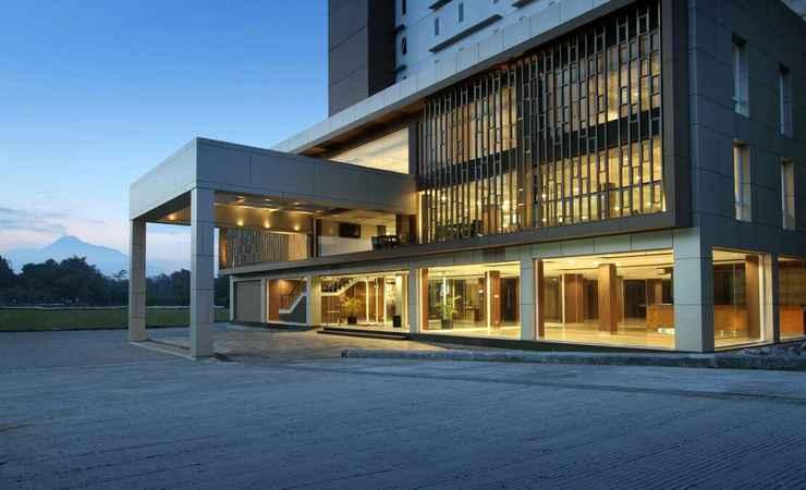 EXTERIOR_BUILDING Core Hotel Malioboro City Yogyakarta