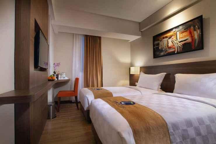 BEDROOM Core Hotel Malioboro City Yogyakarta
