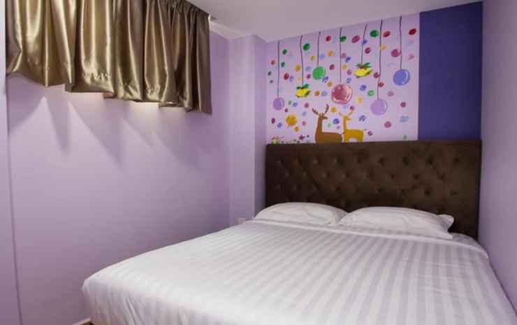 Hotel Zamburger Mak Ros Johor - Superior Queen Room