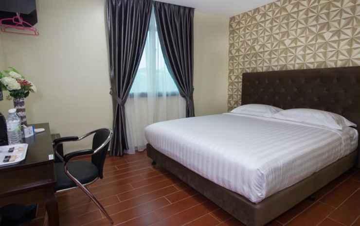 Hotel Zamburger Mak Ros Johor - Deluxe King Room