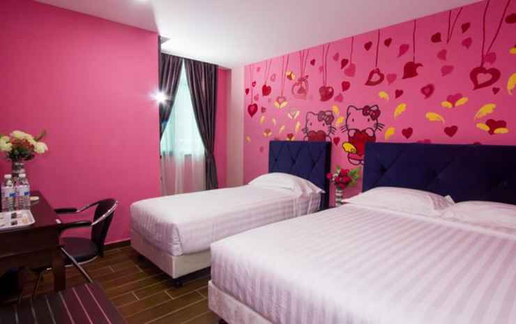 Hotel Zamburger Mak Ros Johor -