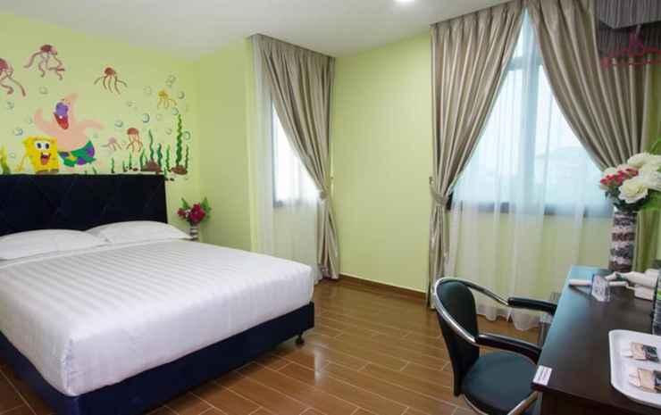 Hotel Zamburger Mak Ros Johor - Deluxe Queen Room