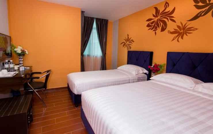Hotel Zamburger Mak Ros Johor - Executive Twin Room