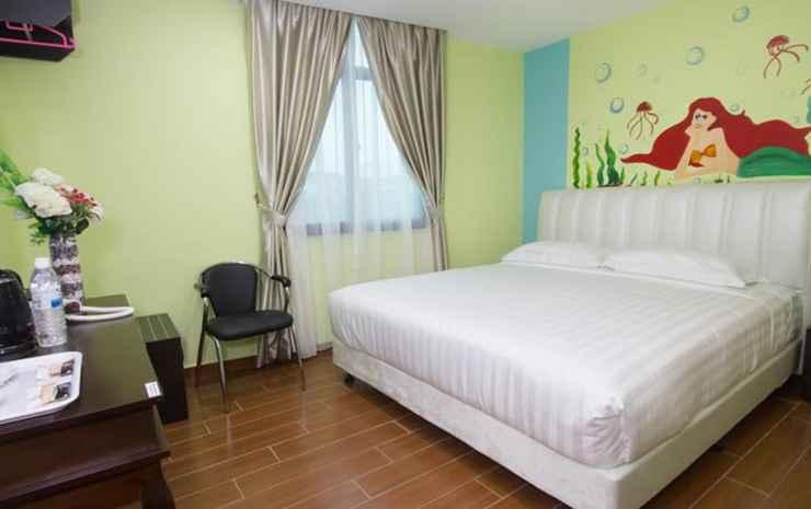 Hotel Zamburger Mak Ros Johor - Executive King Room