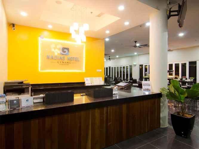 LOBBY Nadias Hotel Cenang Langkawi