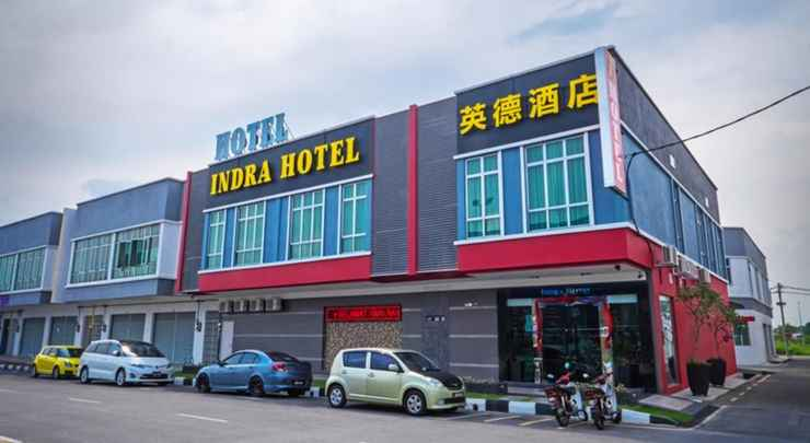 EXTERIOR_BUILDING Indra Hotel Ipoh