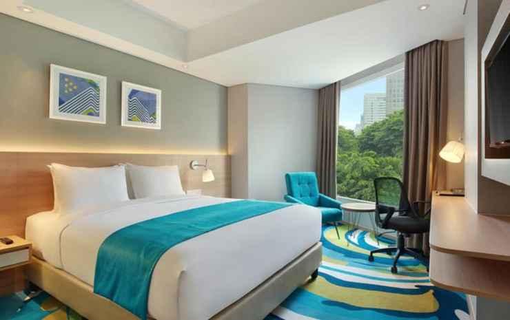 Holiday Inn Express Jakarta Wahid Hasyim Jakarta - Standard Double Room