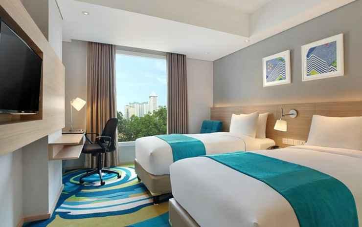 Holiday Inn Express Jakarta Wahid Hasyim Jakarta - Standard Twin Room