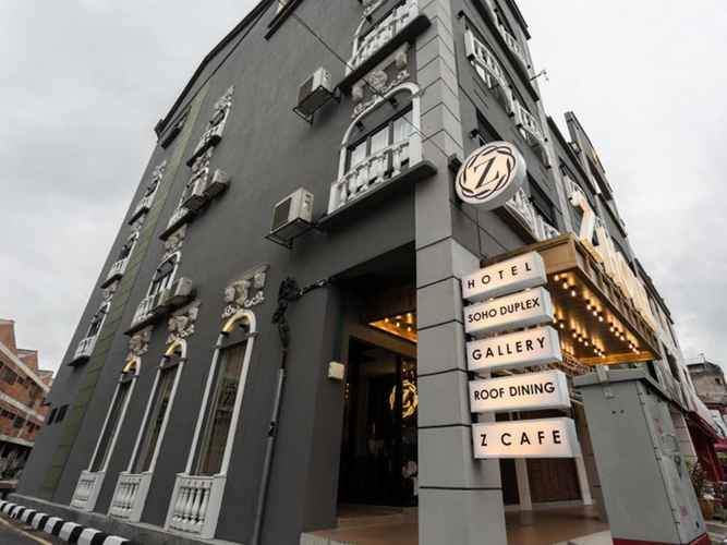 EXTERIOR_BUILDING Z Hotel Ipoh (City Centre)