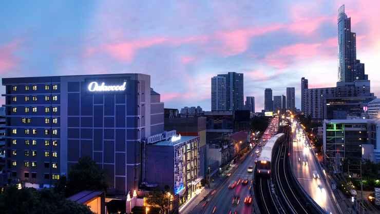 EXTERIOR_BUILDING Oakwood Hotel & Residence Bangkok
