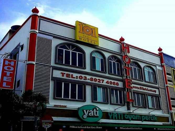 EXTERIOR_BUILDING 101 Hotel Bangi