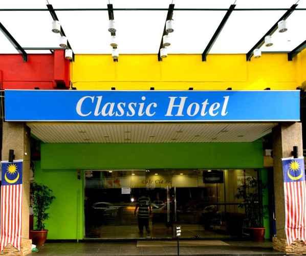 EXTERIOR_BUILDING Hotel Classic Kuantan