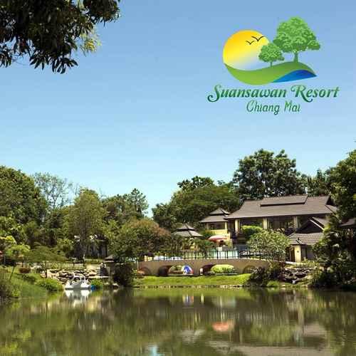 LOBBY Suansawan Resort Chiang Mai