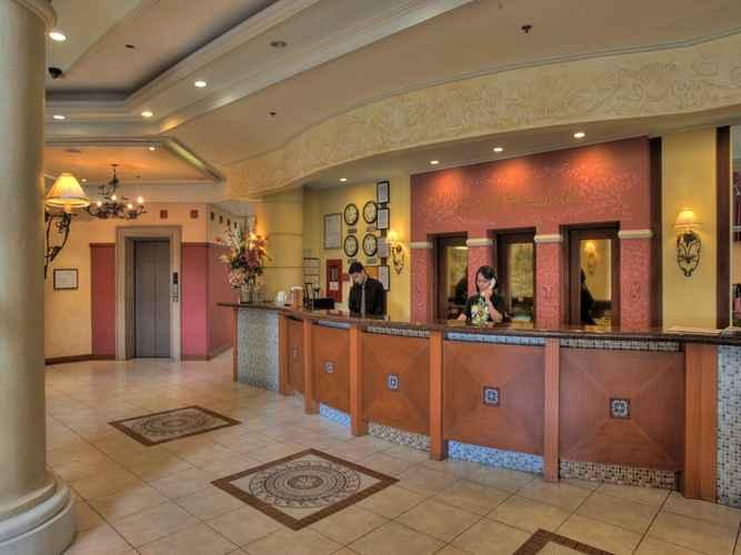 LOBBY Hotel Elizabeth Baguio