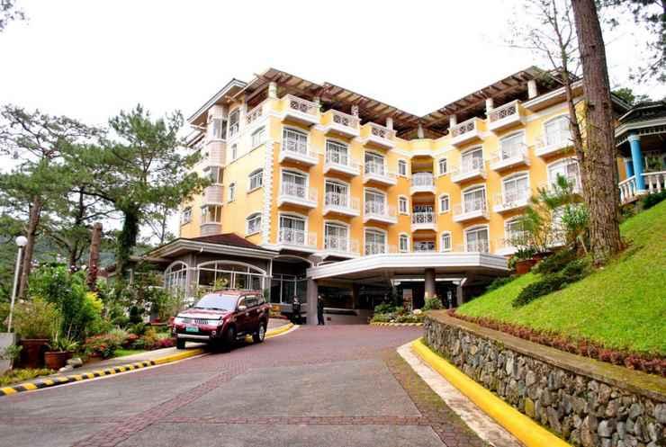 EXTERIOR_BUILDING Hotel Elizabeth Baguio