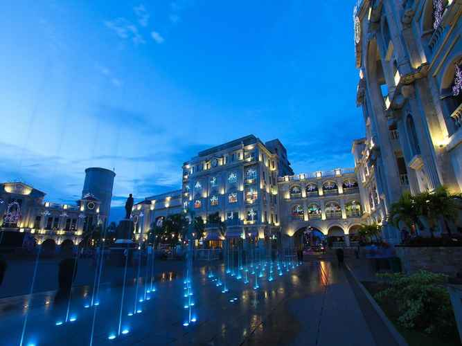 EXTERIOR_BUILDING The Plaza Hotel Balanga