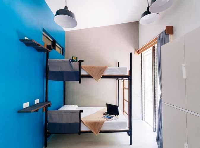 BEDROOM Spin Designer Hostel