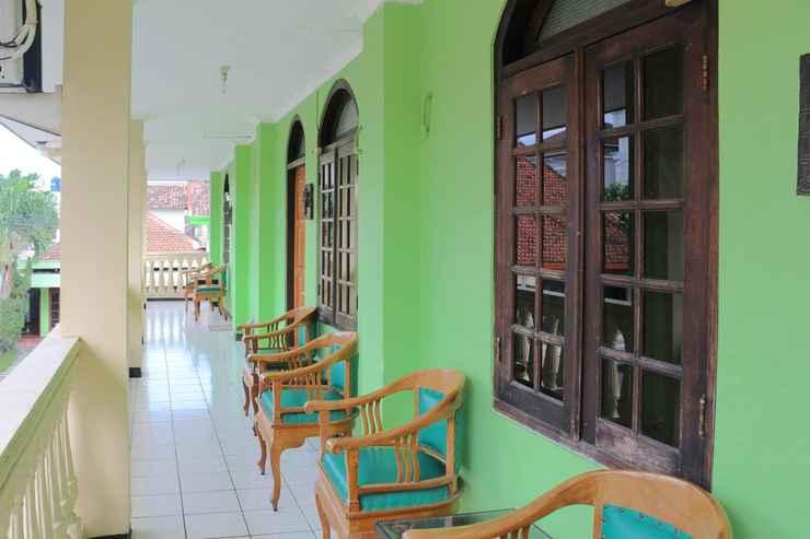 EXTERIOR_BUILDING Airy Mergangsan Prawirotaman Dua 71 Yogyakarta