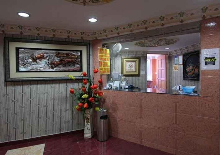 LOBBY New Wave Hotel Batu Caves