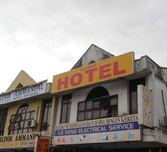 EXTERIOR_BUILDING Nilai Budget Hotel