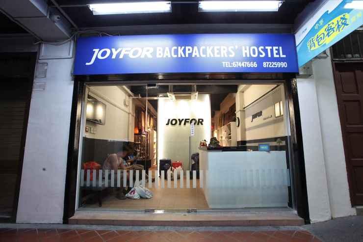 EXTERIOR_BUILDING Joyfor Backpackers' Hostel