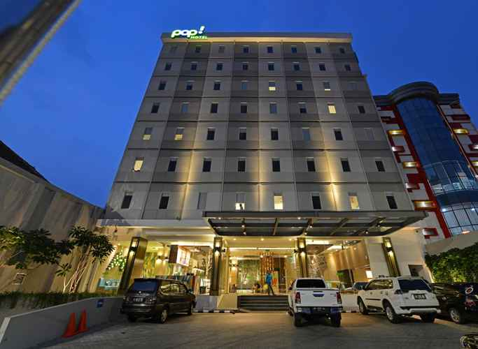 EXTERIOR_BUILDING POP! Hotel Pasar Baru Jakarta