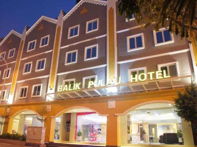 EXTERIOR_BUILDING Green Town Hotel Melaka