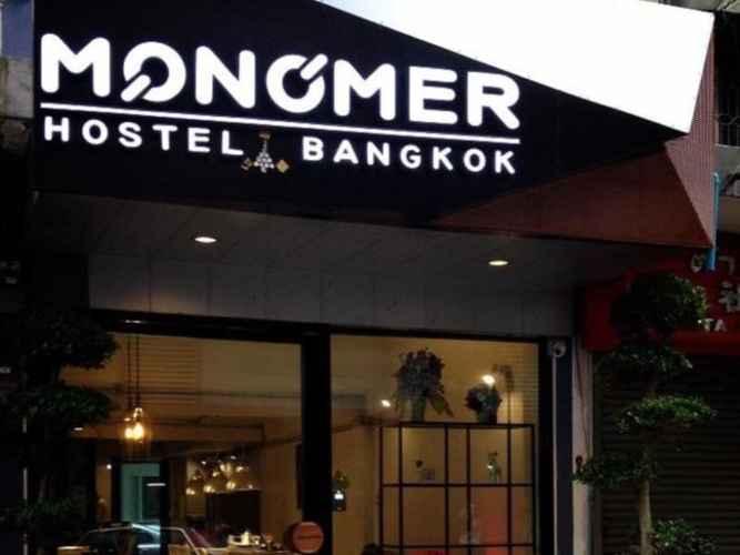 EXTERIOR_BUILDING Monomer Hostel Bangkok (Newly Renovated)