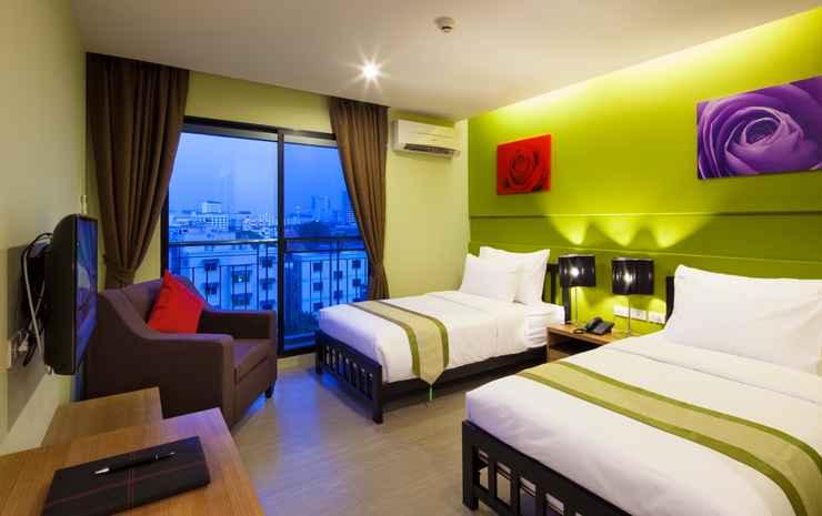 Livotel Hotel Lat Phrao Bangkok Bangkok - Kamar Twin Deluks